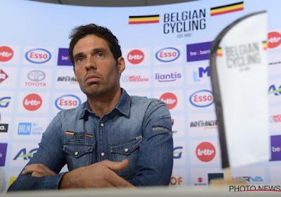 """Sven Vanthourenhout heeft Patrick Lefevere als voorbeeld: """"De successen van zijn ploeg komen niet uit de lucht vallen"""""""
