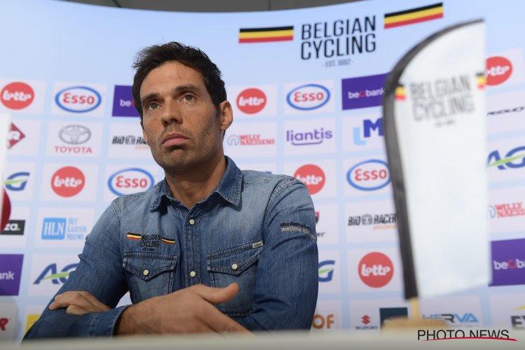Er is een beslissing genomen: Sven Vanthourenhout vervangt Rik Verbrugghe en wordt de nieuwe bondscoach