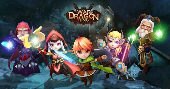 War of Dragon Ring mod apk
