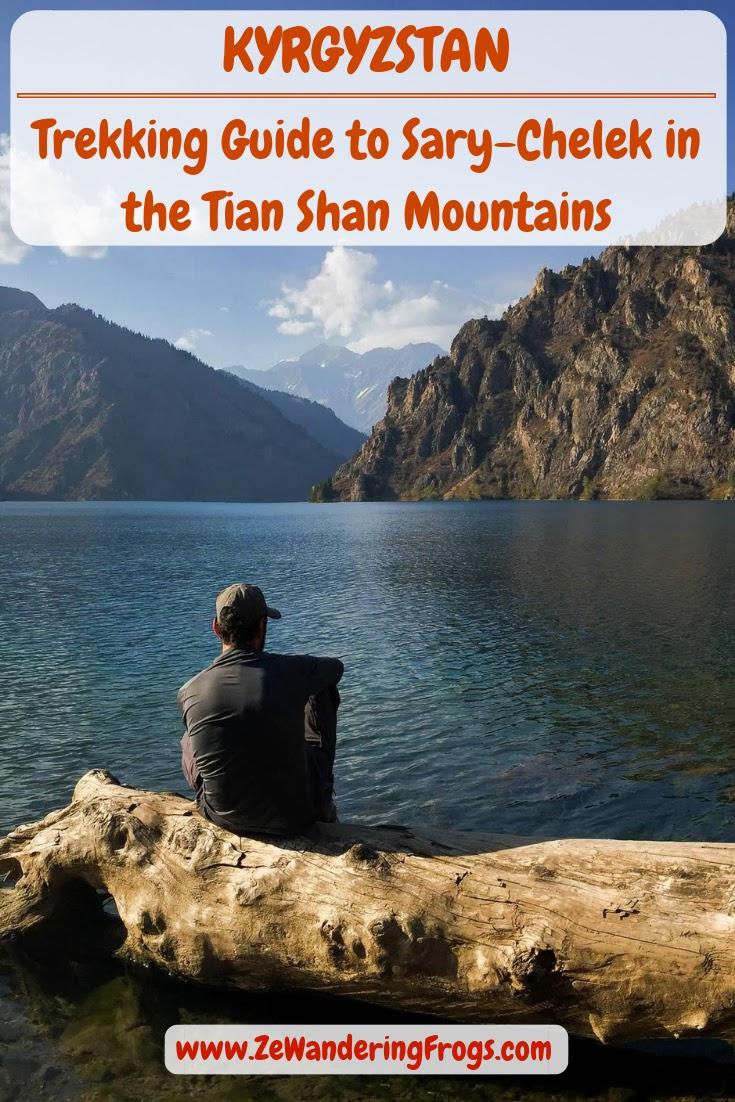 Kyrgyzstan Trekking: Guide to Sary-Chelek in the Tian Shan Mountains // Admiring Sary-Chelek Lake