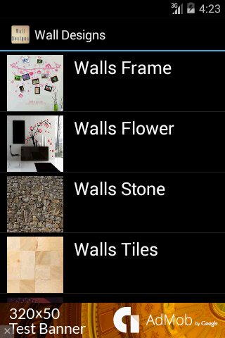 Wall Designs Ideas Interior