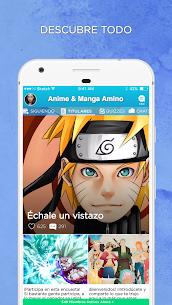 Descargar Anime y Manga Amino para Otakus en Español para PC ✔️ (Windows 10/8/7 o Mac) 1