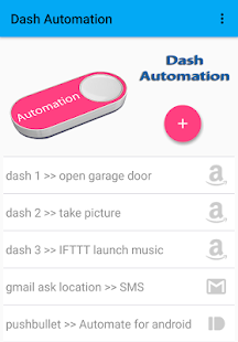 JG Dash Automation - náhled