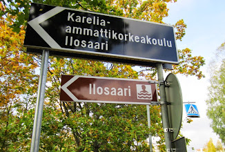 Photo: Joensuun kuuluisin saari?