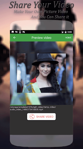 Photo Video Maker with Music 1.0.4 screenshots 5