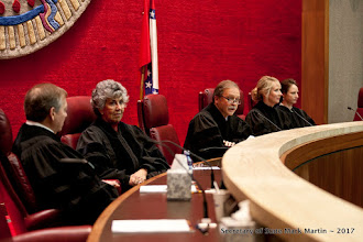 Photo: 1-10-17 New Chief Justices' Swearing In