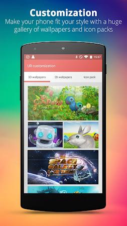 UR 3D Launcher—Customize Phone 3.0.1553.0 screenshot 411839