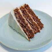 Spiced Carrot Cake Slice
