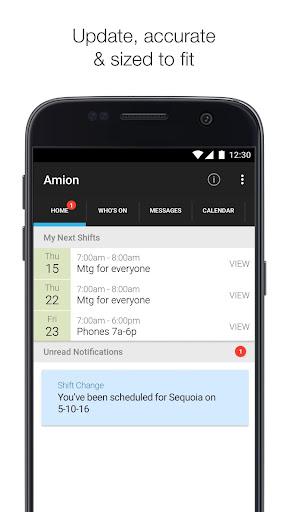 Amion - Physician Calendar  screenshots 1