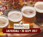Mountain Mill 'Craft' Bier Fees 2017 : Mountain Mill Shopping Centre