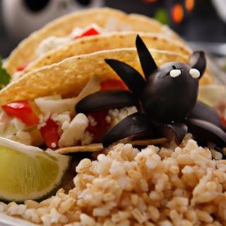 Halloween Tacos.