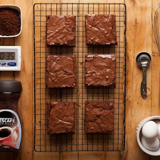 NESCAFÉ Mocha Brownies.
