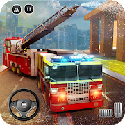 Rescue Fire Truck Simulator 3D