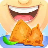 Samosa Cooking & Serving Games