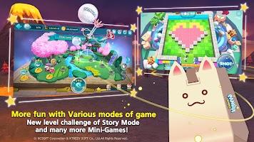 screenshot of PANGYA Mobile