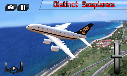 Flight Pilot Simulator 2017 - náhled