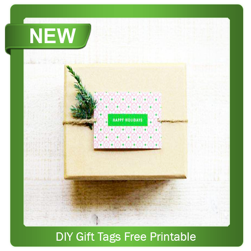 App Insights Diy Gift Tags Free Printable Apptopia