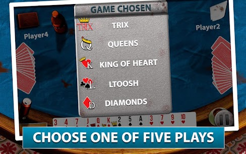 Trix: No1 Playing Cards Game in the Middle East Apk  Download For Android 8