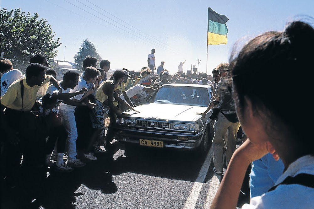 This iconic Madiba car vanished 30 years ago - now it may have been found - TimesLIVE