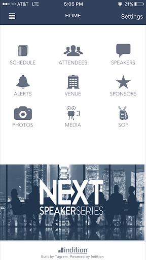 玩免費遊戲APP|下載Next Speaker Series 2016 app不用錢|硬是要APP