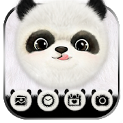 App Cute Panda Launcher Theme Live HD Wallpapers 1.0 APK for iPhone