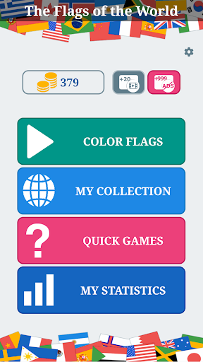 The Flags of the World u2013 Nations Geo Flags Quiz 4.9 screenshots 1