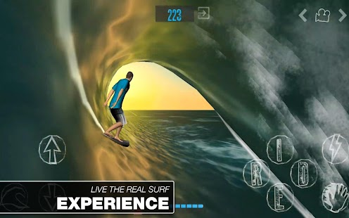 The Journey - Surf Game- screenshot thumbnail