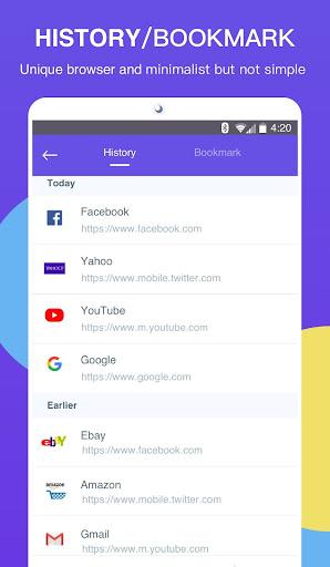Power Browser 1.1.3 screenshots 2