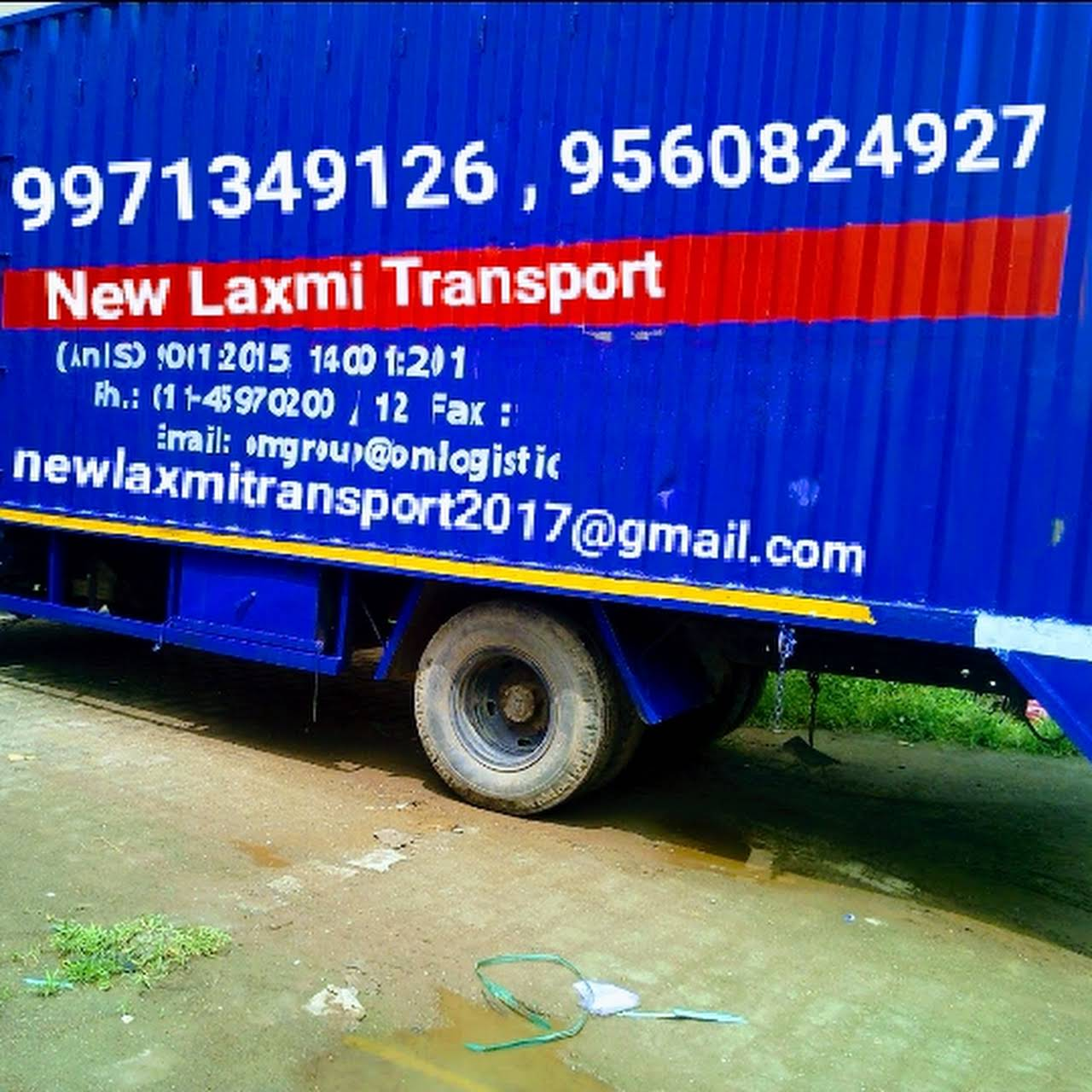 New Laxmi Transport - Transportation Service in Greater Noida