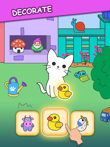 Cats Tower - Adorable Cat Game!  screenshots 13