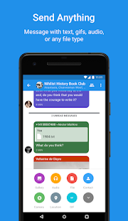 Signal Private Messenger Screenshot