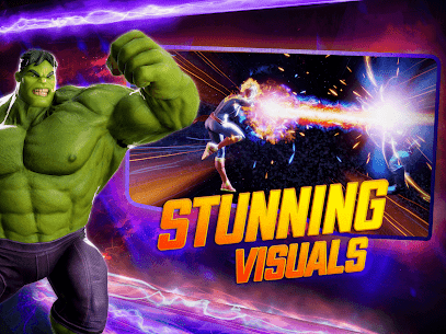 MARVEL Strike Force MOD (Unlimited Energy) 8