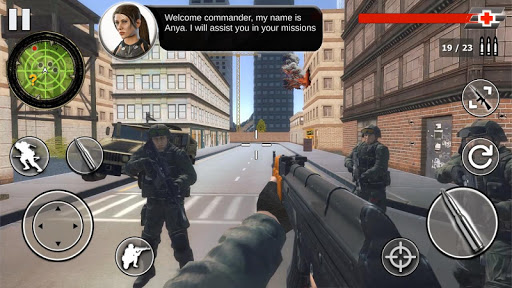 Commando Creed : Battlefield Survival 1.4 {cheat hack gameplay apk mod resources generator} 1