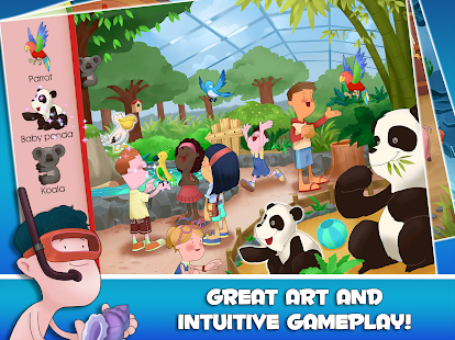 Look & Find: Fun Activities!- screenshot thumbnail