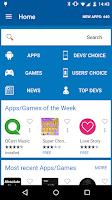 Screenshot of Cast Store for Chromecast Apps