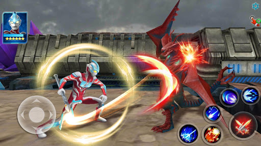 Ultraman: Legend of Heroes  screenshots 3