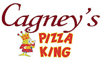 Logo for Cagney's Pizza King