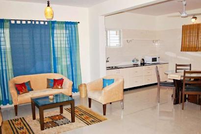 Domlur Apartment in Bangalore