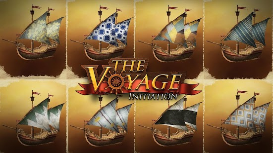 The Voyage Initiation - náhled