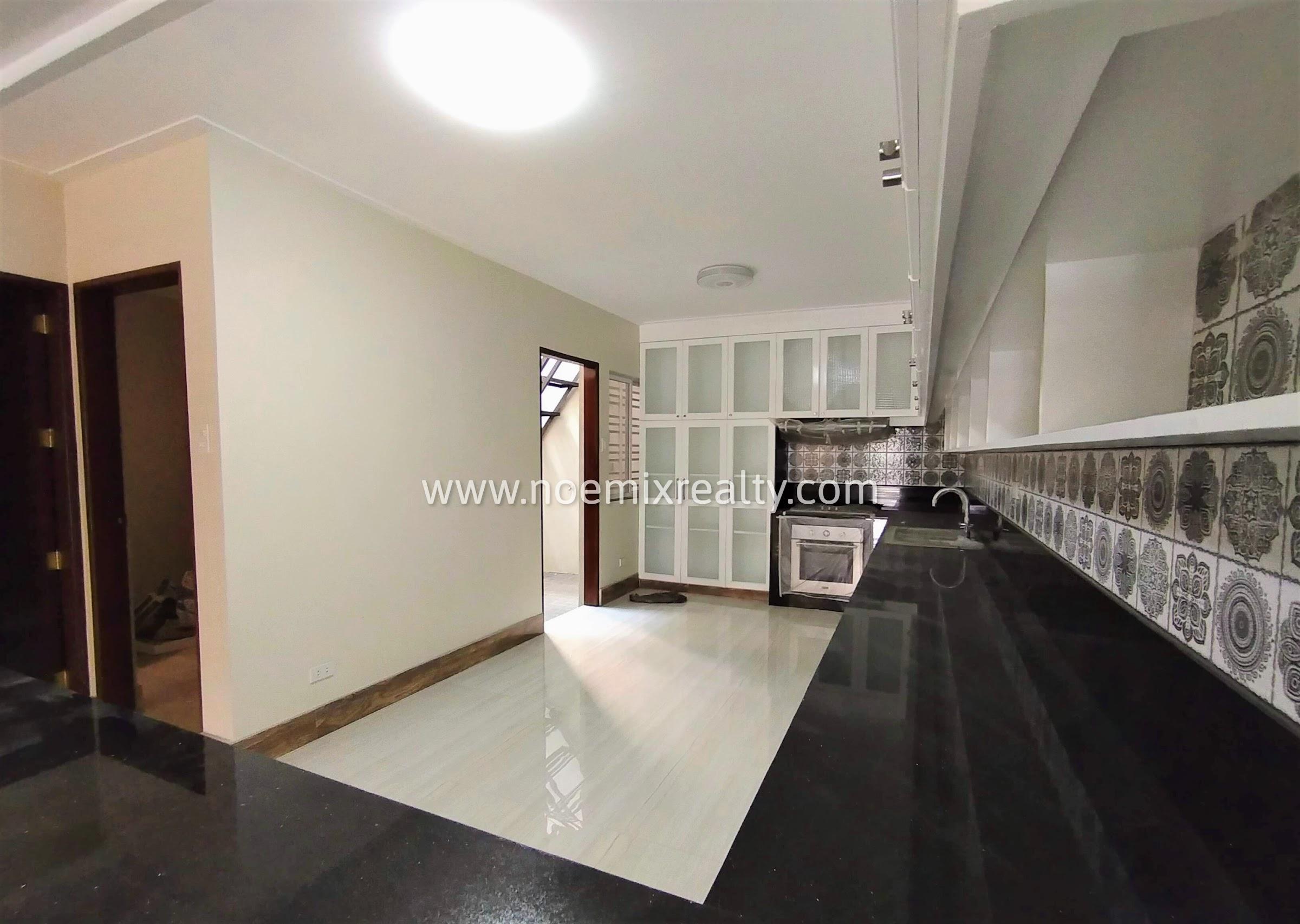 8 Bedroom Townhouse in Tandang Sora, Mindanao Avenue, Quezon City kitchen