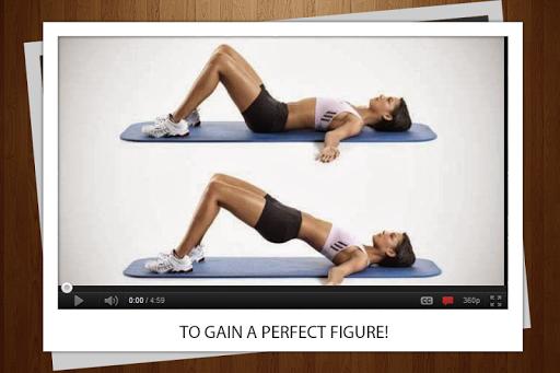 Fitness ideal figure