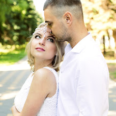 Wedding photographer Nika Gorbushina (whalelover). Photo of 01.06.2018