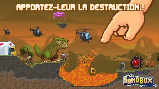Code Triche The Sandbox Evolution - Créé tes Jeux en 2D ! APK MOD (Astuce) screenshots 3