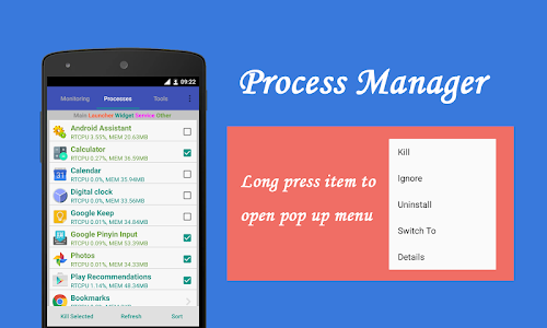 Assistant Pro for Android screenshot 1