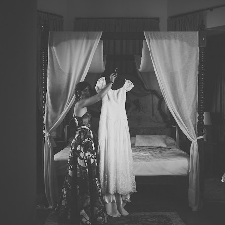 Wedding photographer Almudena Cadalso (Doblemirada). Photo of 31.10.2017