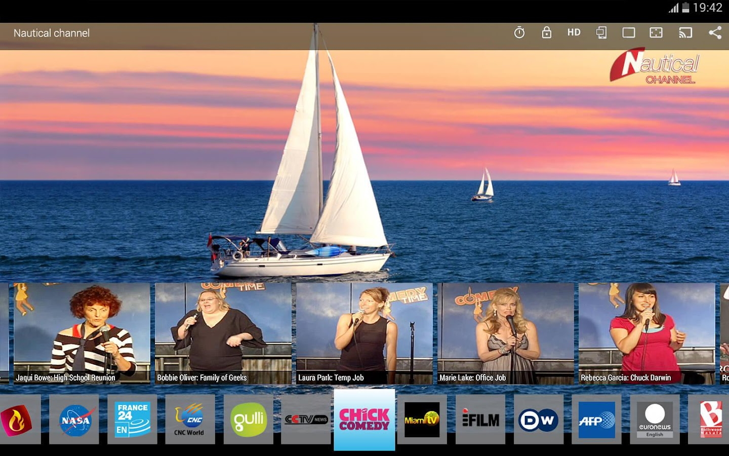 SPB TV- screenshot