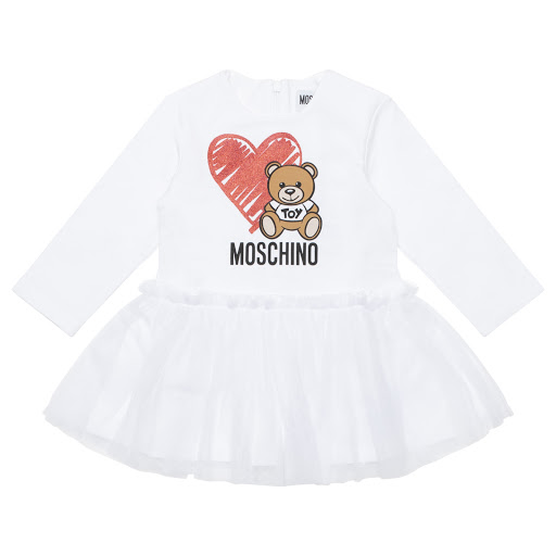 Primary image of Moschino Baby Girl Tulle Dress
