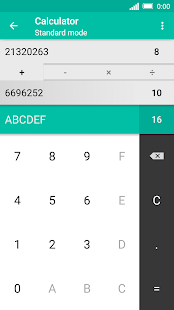 Numeral Systems Calculator PRO Screenshot