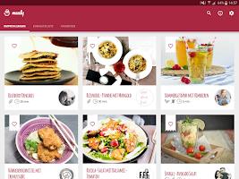 mealy food blogger rezepte android app on appbrain. Black Bedroom Furniture Sets. Home Design Ideas