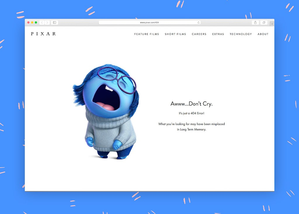 Ingenious) Examples of How to Use Your 404 Page for Lead